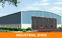 Reliable Industrial Shed