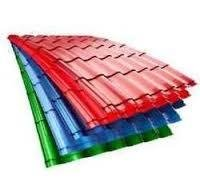 Bare Galvalume Profile Roofing Sheet