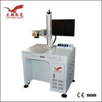 Air Cooling Mode Fiber Laser Marking Machine