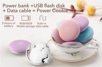 Power Bank&Usb 2 In 1 Mobile Accessory