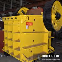 Double Toggle Stone Crusher