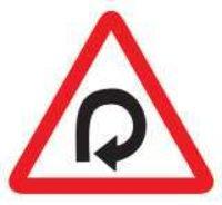 Degree Loop Sign