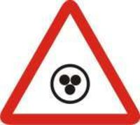 Deaf People Likely On Road Sign