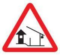 Barrier Sign