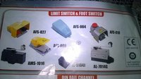 Limit Switch And Foot Switch
