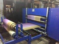 Padding Mangle Machine / Shaded Dyeing Machine