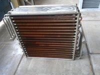 Copper Finned Tubes