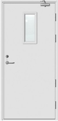 Fireproof Material Security Door