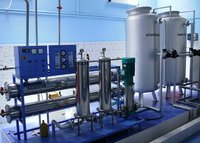 Commercial Package Drinking Water Plant