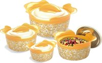 MAGNUM Hot Pot / Casserole 3 And 4 Pcs Set