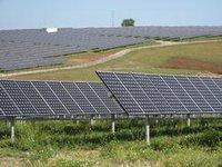 Large Scale Solar Power Plant