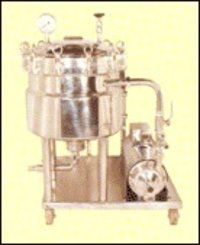 Top Range Sparkler Type Filter Press