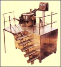Decent Rapid Mixer Granulator