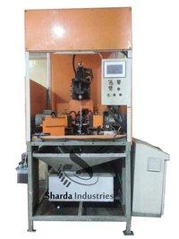 Drilling And Slotting Machine