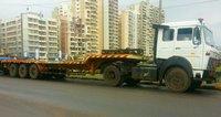 Semi Bed Trolley