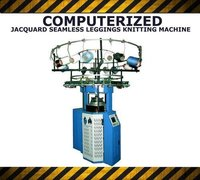 Automatic Legging Making Knitting Machine