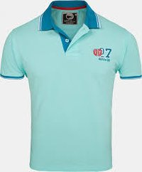 Seagreen Polo T Shirt