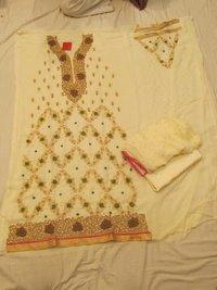 Unstitched Cotton Suit
