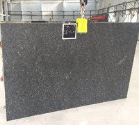 Steel Grey Or Silver Grey Granite Countertop