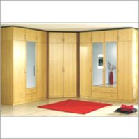 Commercial Plywood Wardrobes