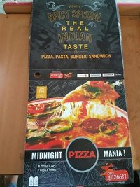 Packaging Boxes for (Pizza, Past, Burger, Sandwich)