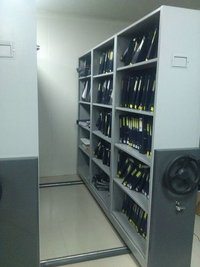 Commercial Compactor Storage System