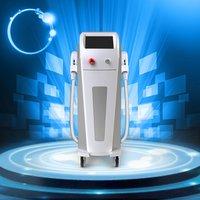 2 Handpiece Sanhe Shr950b Painless Ice Ipl Shr Hair Removal Machine