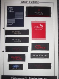 Customized Woven Labels