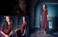 Ladies Unstitched Salwar Suit Material