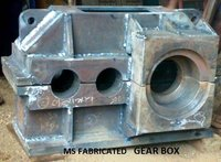 Ms Fabricated Gear Box Body