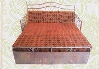 SS Sofa Cum Bed