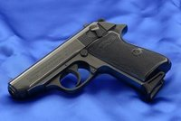 9mm Walter PPK Blank Toy Gun