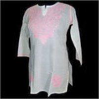 New Design Cotton Ladies Top