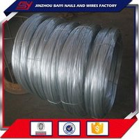 10 Gauge Low Carbon Hot Dipped Galvanized Steel Wire