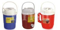 Plastic Water Gallons With Side Handle