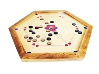 Carrom Board Hexagon Tournament