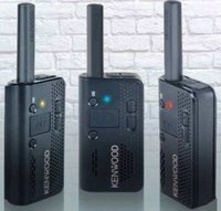 Kenwood Walkie Talkie with High Frequency