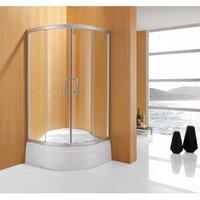 Aluminum Shower Enclosure TZ-07