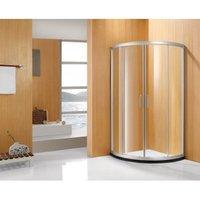 Aluminum Shower Enclosure - TZ-09