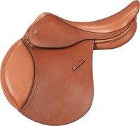 Brown English Saddle
