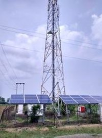 Solar Plant For Mobile Tower