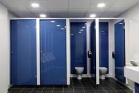Restroom Cubicles