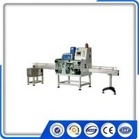 Straw Applicator For Pouch Bag Machine