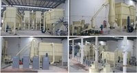 325-2500mesh Limestone Grinder / HGM Micronizer Grinding Mill Plant