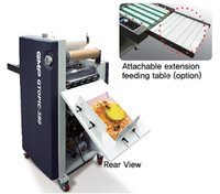 POD Semi Automatic Roll Laminators