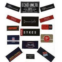 Computerised Woven Labels 250*250