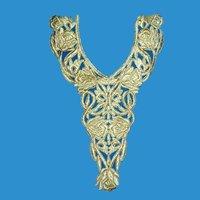 Designer Garment Neck Lace