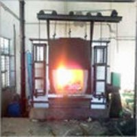 Heavy Duty Aluminium Melting Furnace