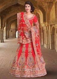 Zardoshi Work Bridal Lehenga