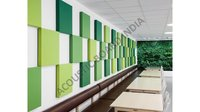 Decorative Acoustic Sound Proofing Wall Tiles